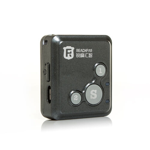 RF-V16 MINI GPS Tracker Long Standby Time SOS 2-Way Talking Anti-Lost for Elder