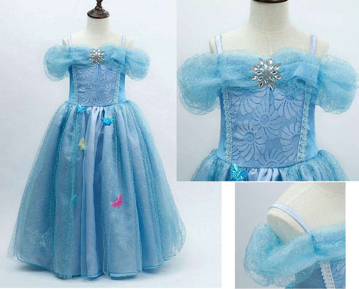 Cinderella Karnevalkleid Dress Up Princess Cinderella Kostüme 567006 | Modern Und Elegant In Der Mode  | Zürich Online Shop  | Erste Qualität