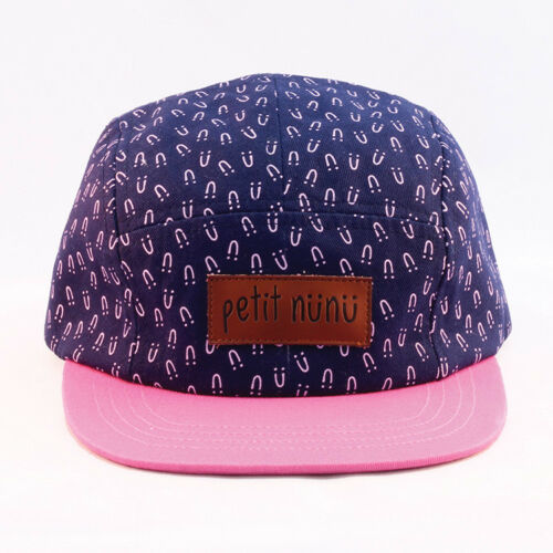 Petit nunu one for toddler // kids up to 5 years 5-Panel cap five panel