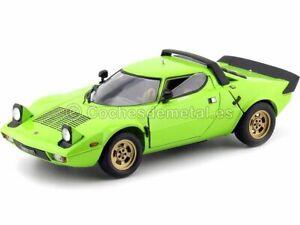 1975-Lancia-Stratos-Stralade-Light-Green-1-18-Sun-Star-4522
