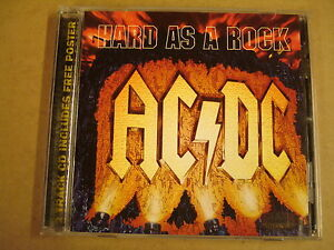MAXI-CD-AC-DC-HARD-AS-A-ROCK