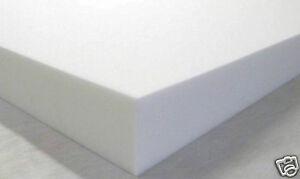 "3/"" Thick Single Size Polyurethane Foam Bed Mattress"