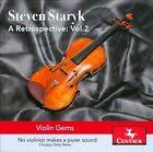 Steven Staryk: A Retrospective, Vol. 2 (CD, Jan-2013, Centaur Records)