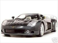 Chrysler Me Four Twelve Concept Car Grey By Motormax 73138