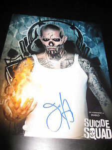 JAY-HERNANDEZ-SIGNED-AUTOGRAPH-8x10-PHOTO-SUICIDE-SQUAD-PROMO-IN-PERSON-COA-X2