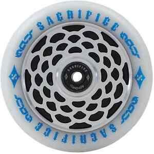 Sacrifice-Spy-Scooter-Roues-110mm-Paire-Bleu