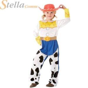 La imagen se está cargando Disney-Toy-Story-Jessie-Disfraz-de-lujo-VAQUERO- 601b5be6ddf