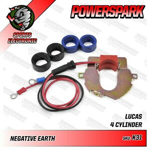 DKY4A-Electronic-Ignition-Kit-for-Negative-Earth-Lucas-DKYH4A-Distributor
