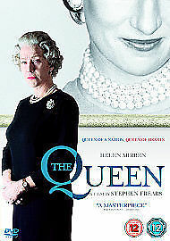 The-Queen-DVD-2007-NEW-amp-SEALED