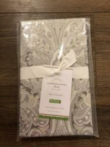 Pottery Barn Mackenna Paisley Sham Euro New In Package Ebay