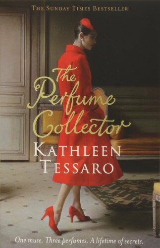 1 of 1 - The Perfume Collector by Tessaro, Kathleen 0007419848 The Cheap Fast Free Post