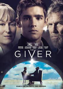 DVD-The-Giver-Meryl-Streep-BILINGUAL