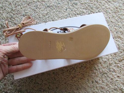 d5b73dde56fe 3 of 6 New Steve Madden Reeeta Cognac Strappy Sandals Womens 6 Free Ship