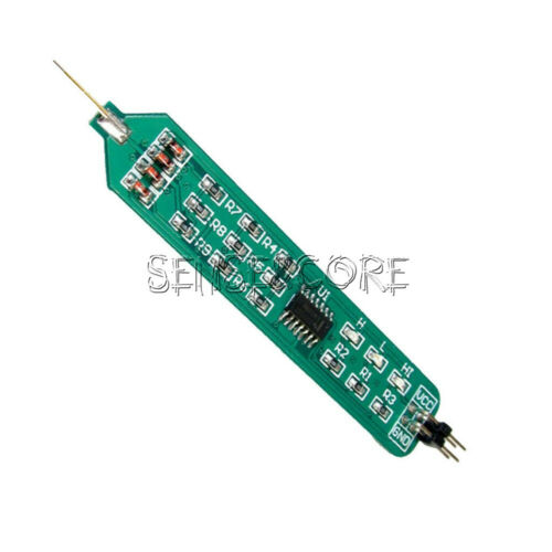 Logic Tester Pen Level Tester Digital Circuit Debugger Convenient 5V//3.3V  Board