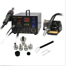 Aoyue 968a Smdsmt Hot Air 3 In1 Repair Amp Rework Station 220v 200 480c