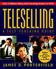 Teleselling: A Self-teaching Guide by James D. Porterfield (Paperback, 1996)