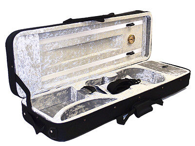 Free U.s Shipping Bin Available In Various Designs And Specifications For Your Selection Vc-350hgr New 4/4 Enhanced Foamed Violin Case