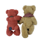 thumbnail 6 - 2-Vintage-Boyds-Bears-Bosley-Tan-and-Rare-Red-Toe-Boyds-Bear-Jointed-8in-and-9in