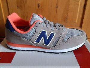 Details zu New Balance WL373GPP Größe 36-41,5 Damen Schuhe Sneaker Grau NEU