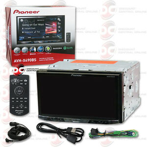 2015-PIONEER-DOUBLE-DIN-2DIN-7-034-TOUCHSCREEN-CAR-DVD-CD-PLAYER-BLUETOOTH-REMOTE