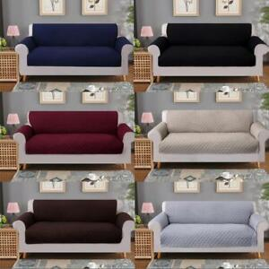 Us 3 Seater Sofa Cover Slipcover Pet Dogs Cats Kids Couch Protector