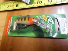 Cotton Cordell Jointed Wally Diver Gold Perch