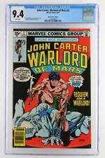 John Carter Warlord of Mars #3 (Aug 1977, Marvel)