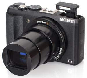 A-Sony-Cyber-shot-DSC-HX60V-digitale-fotocamera-compatta-ristrutturato