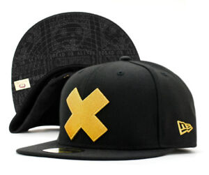 NEW ERA 59FIFTY ONE PIECE CHOPPER - GOLD X - 59FIFTY FITTED CAP  0335b0834fd3