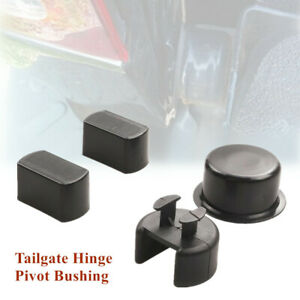 Tailgate Hinge Pivot Bushing Insert Kit for Dodge Ram 1500 2500 3500 Ford