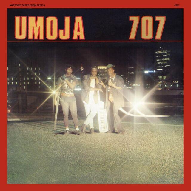 Umoja 707 (1988) 6 Canciones CD EP Nuevo/Sellado