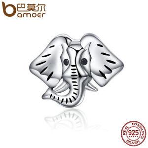 Bamoer-Soild-European-S925-Silver-charm-Keeper-Of-Grove-Fit-Bracelets-Jewelry