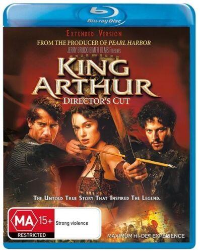 1 of 1 - King Arthur (Blu-ray, 2007)