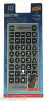 Genuine Emerson Jumbo Universal Remote Control Tv / Vcr / Dvd / Cable Etc
