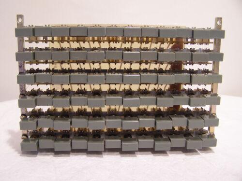 Tastenfeld mit  72 x Tastenschalter  Druckschalter