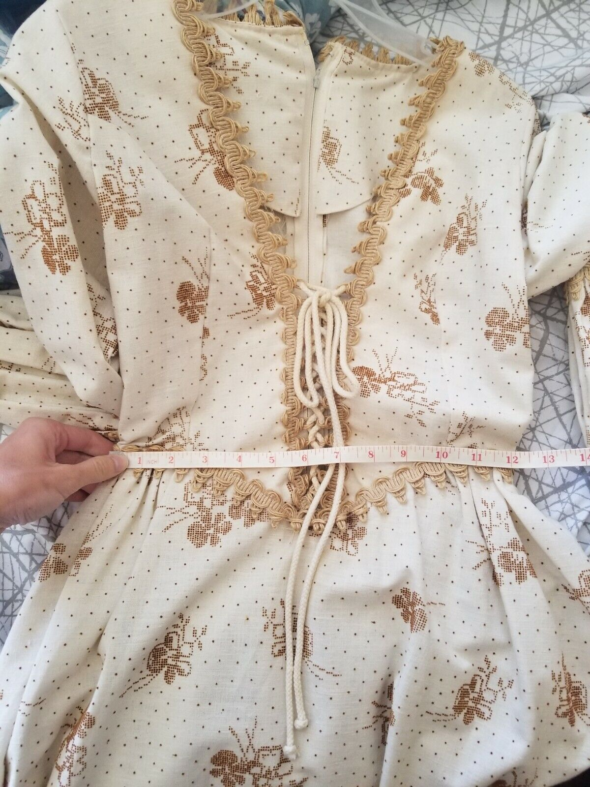 Gunne Sax Renaissance Dress - image 4