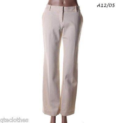 Charter Club Womens Plus Tummy Slimming Classic Fit Pants Vanilla Bean