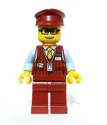 Minifigs-Hidden Side-hs022-CHUCK 70424 Lego ®