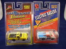 LIFE-LIKE RACING FAST TRACKER TRUCKS  1/EA 9740 AND 1/EA 9754