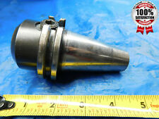Cat40 1 Id Solid End Mill Tool Holder 10 1 58 Projection
