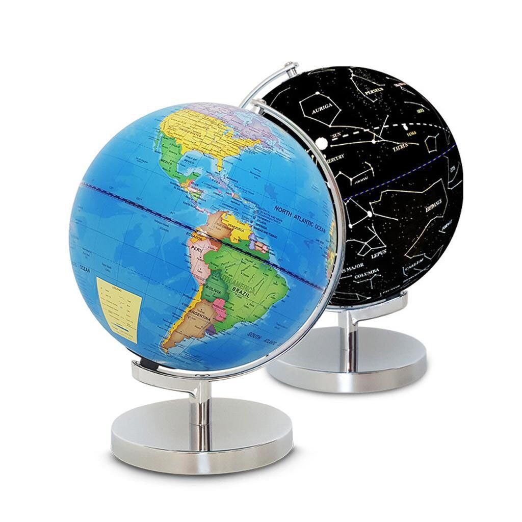 9  Earth And Constellation Globe Light Up Globe and Star Map Educational Tool UK