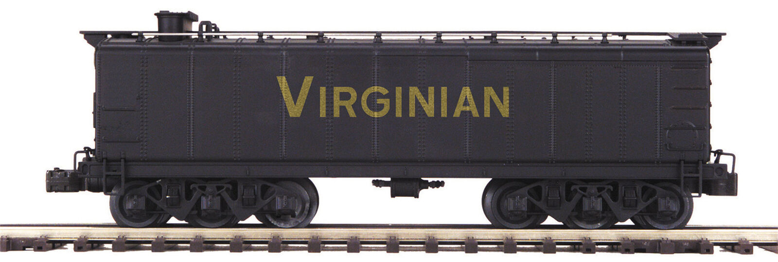 MTH 1 48 o escala Auxiliar Agua tierno II Virginia Coche Modelo