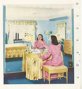 PITTSBURGH PLATE GLASS CO Glamour for HOMES Windows MIRRORS vintage 1951 Catalog