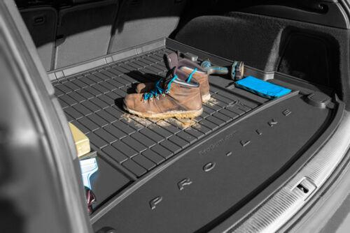 2010 NEU schwarz Gummi Kofferraummatte Kofferraumwanne für BMW X3 F25 ab Bj