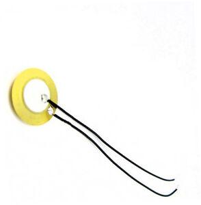 wire copper Piezo Elements 20PCS 18mm Sounder Sensor Trigger Drum Disc