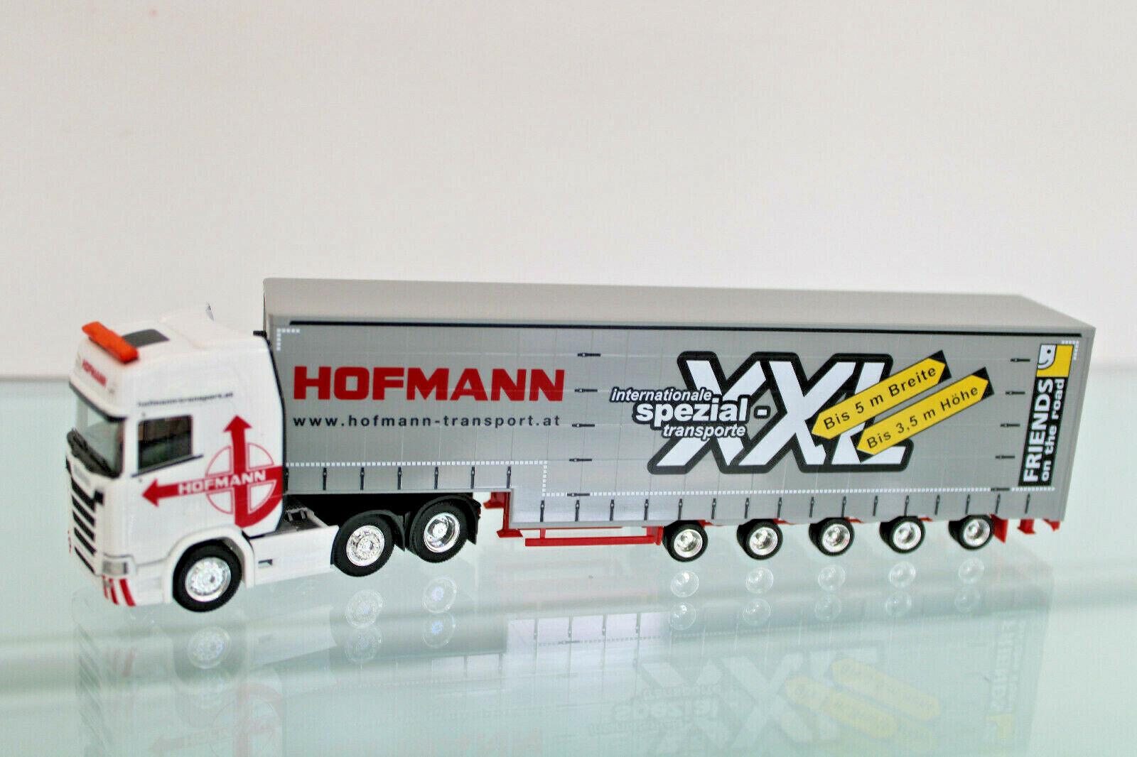 basta comprarlo Herpa Herpa Herpa 310109 - 1 87 - Scania Cs 20 Tetto Alto 6x2 Volumen-Sz   Hofuomon   (a) -  compra meglio