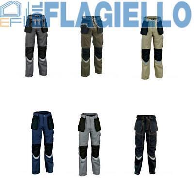 Pantalone Lavoro Antifortunistica Cofra Drill