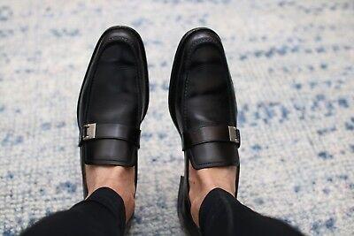 Salvatore Ferragamo Loafers 9.5D | eBay