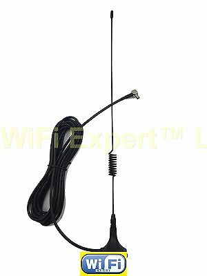 4G 3G GSM antenna 6dbi high gain magnetic base with 3meters cable SMA male