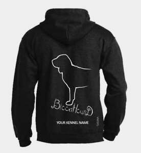 Hoodies & Sweatshirts Collectibles Exclusive Dogeria Design, Reasonable Bloodhound Full Zipped Dog Breed Hoodie